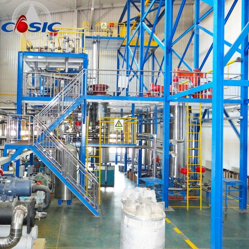1500L×3 15000L/H Supercritical Co2 Extraction System